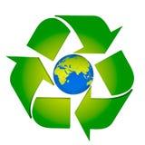 地球保护 库存照片