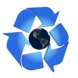地球保护 免版税库存图片