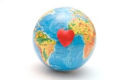地球健康 免版税库存图片