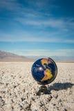 地球全球行星温暖 ARW 免版税图库摄影