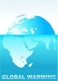 地球向量 免版税库存照片