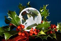 地球和平 免版税图库摄影