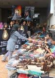 地球小时竞选在印度尼西亚 图库摄影