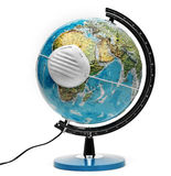 地球屏蔽 免版税库存图片