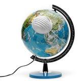 地球屏蔽 图库摄影