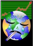地球帮助 皇族释放例证