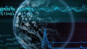 地球数据 股票录像