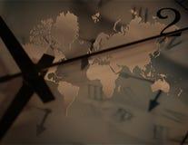 地球时间 图库摄影