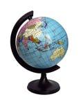 地球的地球 免版税库存图片