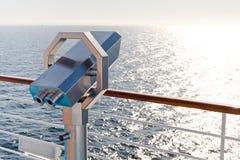 地球的望远镜 库存照片