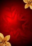 地球节假日红色 免版税库存照片