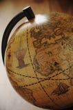 地球葡萄酒 库存图片