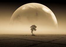 地球行星的图象 这个图象的元素由N装备 图库摄影