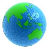 地球行星 免版税图库摄影