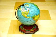 地球锡 免版税库存照片