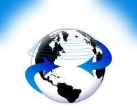 地球 向量例证