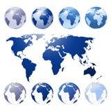 地球 图库摄影