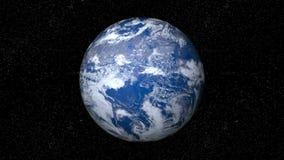 地球 股票录像