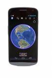 地球google 库存图片