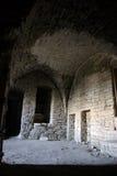 地窖老视图 免版税图库摄影