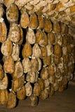 地窖肉 免版税库存照片