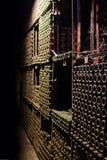 地窖葡萄酒酒 库存照片