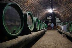 地窖酒 免版税图库摄影
