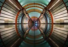 地铁彼得斯堡st 库存照片