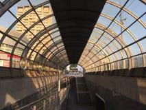 地铁的莫斯科驻地 图库摄影