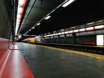 地铁蒙特利尔 免版税图库摄影