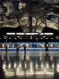 地铁 库存照片