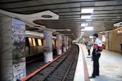 地铁 图库摄影