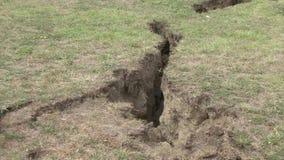 地震损伤 影视素材