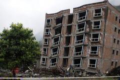 地震灾害 库存照片