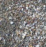 地面小卵石 免版税库存图片