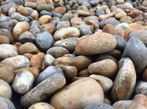 地面岩石 免版税图库摄影