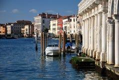 场面在威尼斯,意大利 库存图片