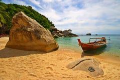 场面泰国假期 免版税库存照片