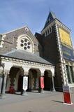 坎特伯雷博物馆,克赖斯特切奇-新西兰 免版税库存照片