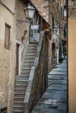 坎皮利亚马里蒂马,利佛诺省,托斯卡纳,意大利 免版税库存图片