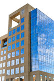 坎萨斯城现代办公楼 库存图片