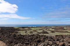 坎那利岛的兰萨罗特岛 免版税图库摄影