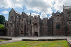 坎顿城堡 库存照片