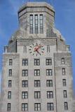 坎登香港大会堂在新泽西 库存图片