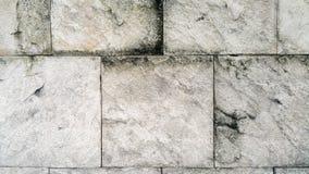 坏的砖墙 免版税库存照片