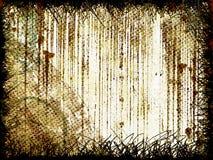 坏的grunge墙壁 免版税库存照片