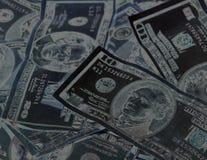 坏货币 免版税库存照片
