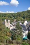 坏Muensterifel, Eifel地区,德国 免版税库存照片