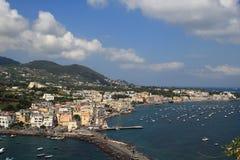 坐骨,意大利 免版税图库摄影