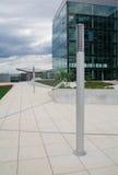 块办公室正方形 免版税图库摄影